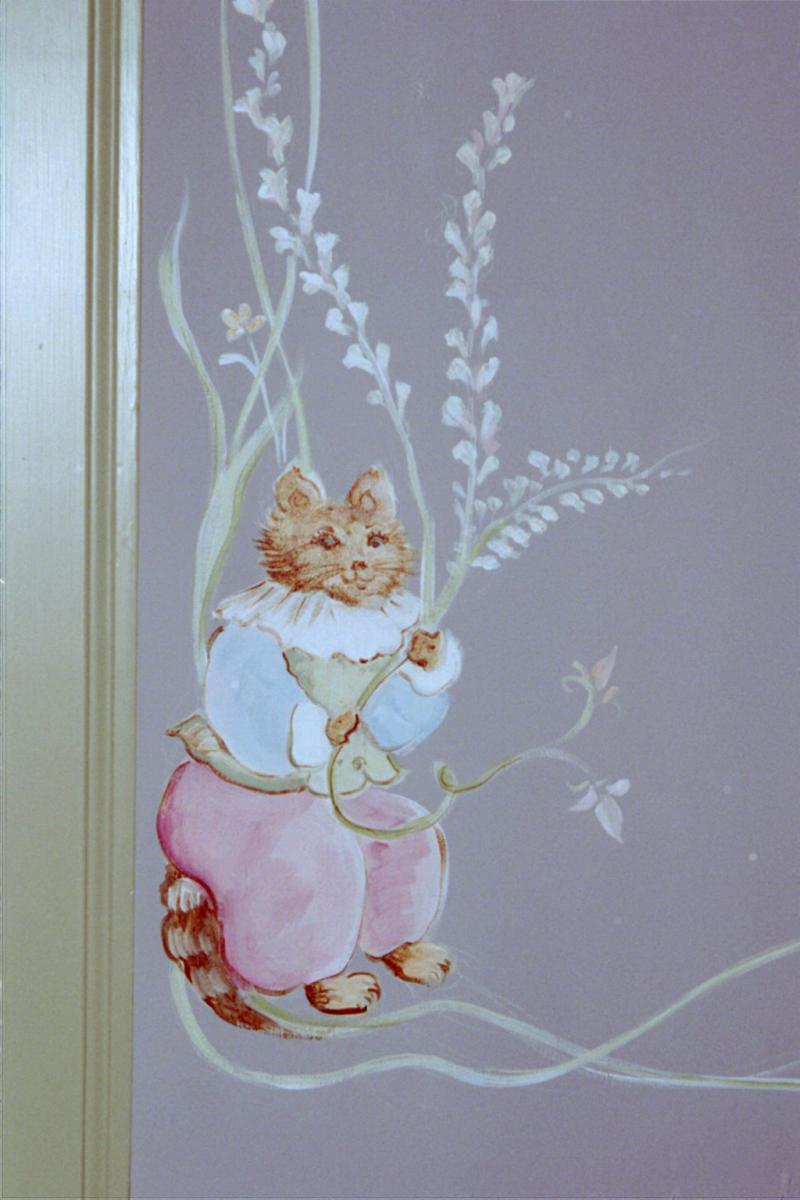 Up against the wall murals childrens rooms teddy bears picnic amipublicfo Images