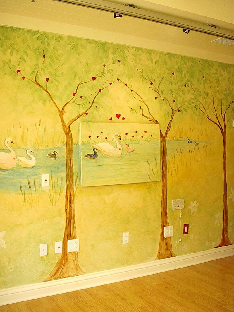 Up against the wall murals childrens rooms up against the wall murals amipublicfo Images